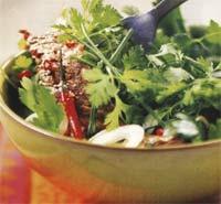 Salata din carne de vita vietnameza